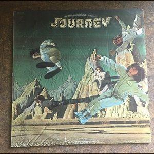 Journey Vinyl LP Album